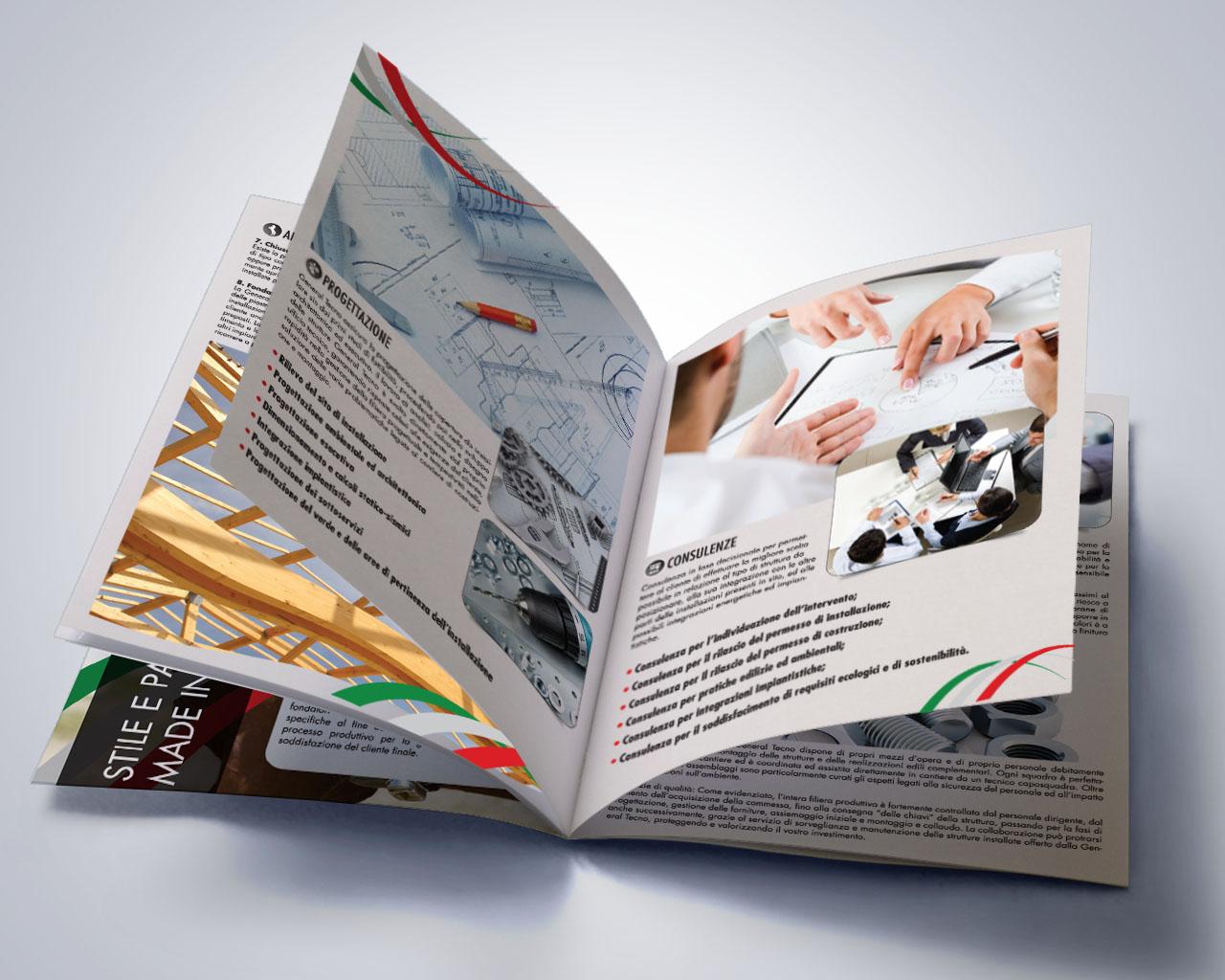Brochure General Tecno, Fiera Cavalli Verona