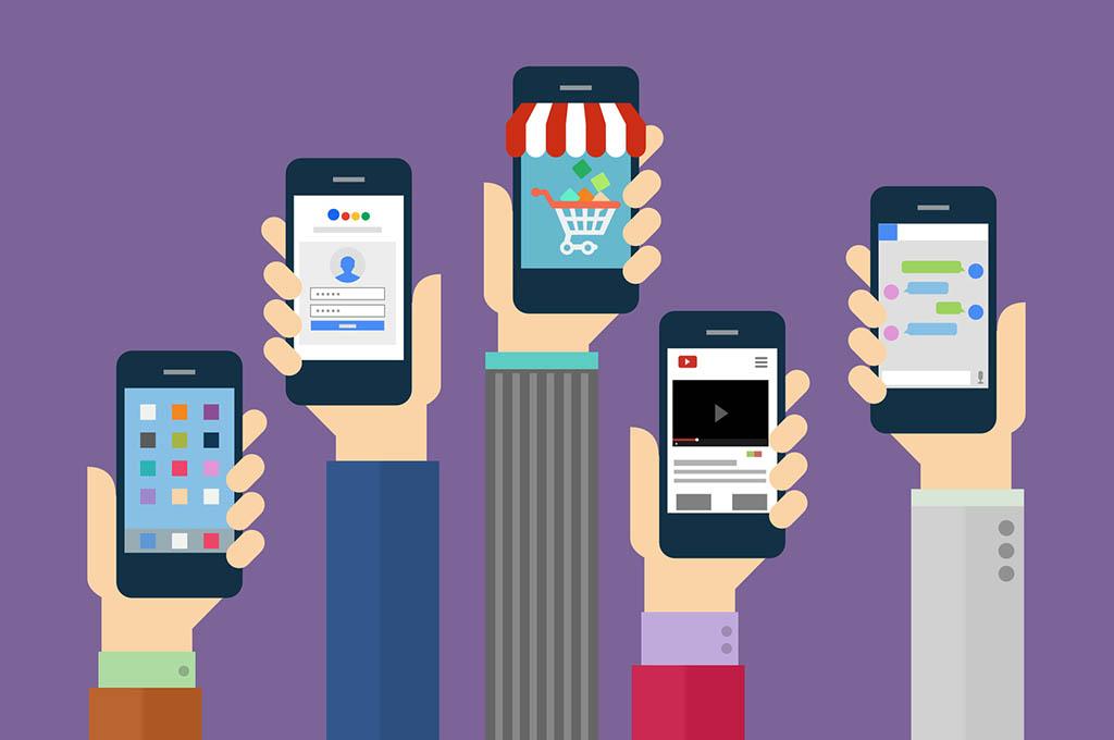 pubblicità su cellulare