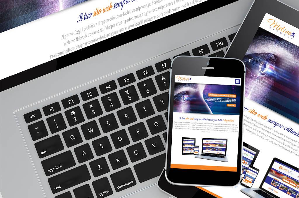 Il nuovo sito di Motivo Network è online!