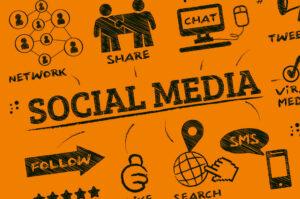 I social media più usati in Italia (Gennaio 2017)