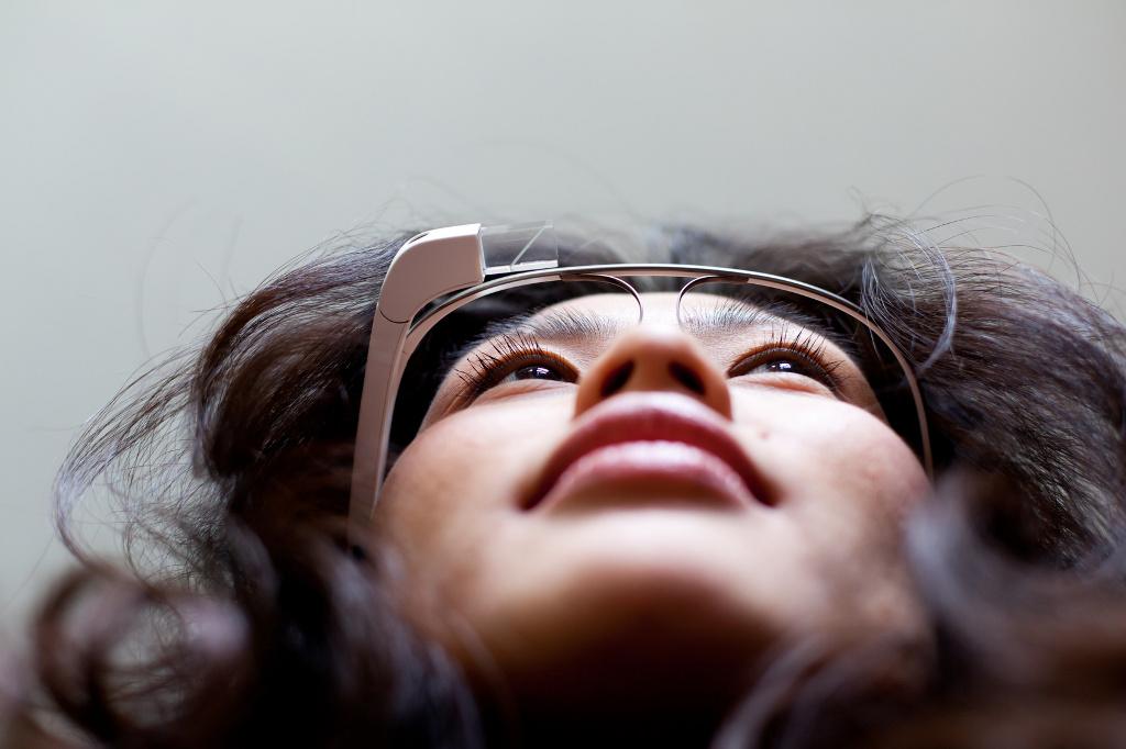 La rivoluzione dei Google Glass