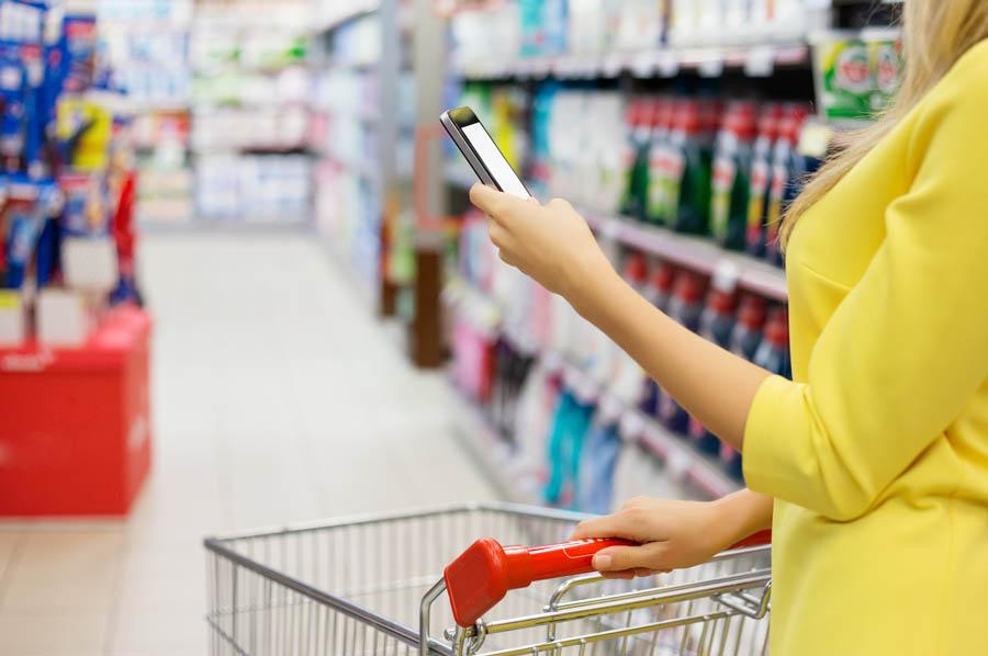 aziende nel web e smartphone
