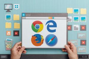 I browser più usati in Italia – agg. giugno 2018