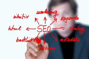 SEO, email marketing e social media