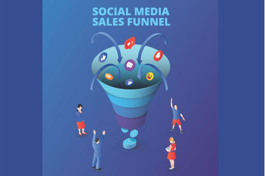 social media funnel clienti